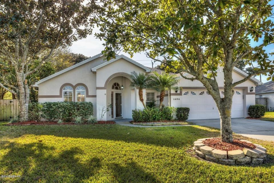 1494 SURREY PARK Drive, Port Orange, FL 32128