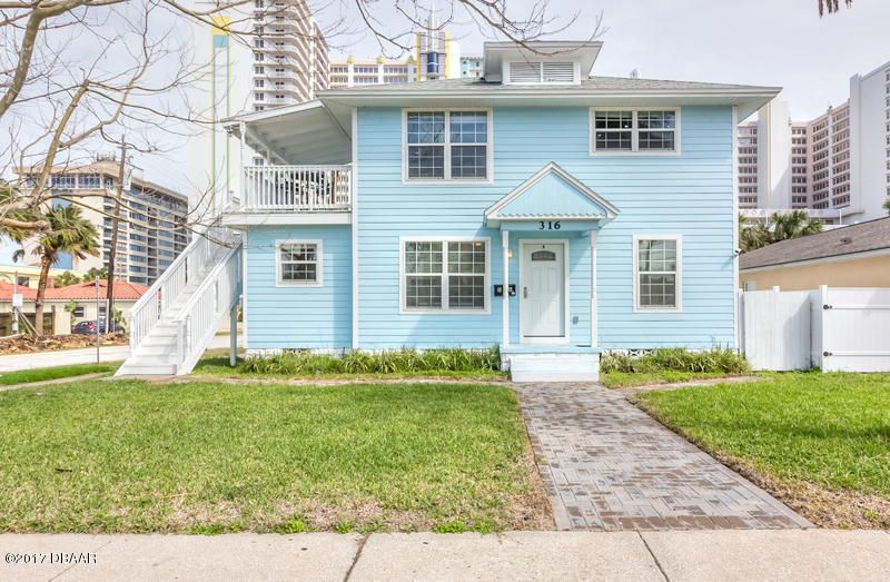 316 N GRANDVIEW Avenue, Daytona Beach, FL 32118