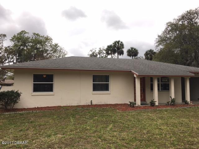 1864 Needle Palm Drive, Edgewater, FL 32141