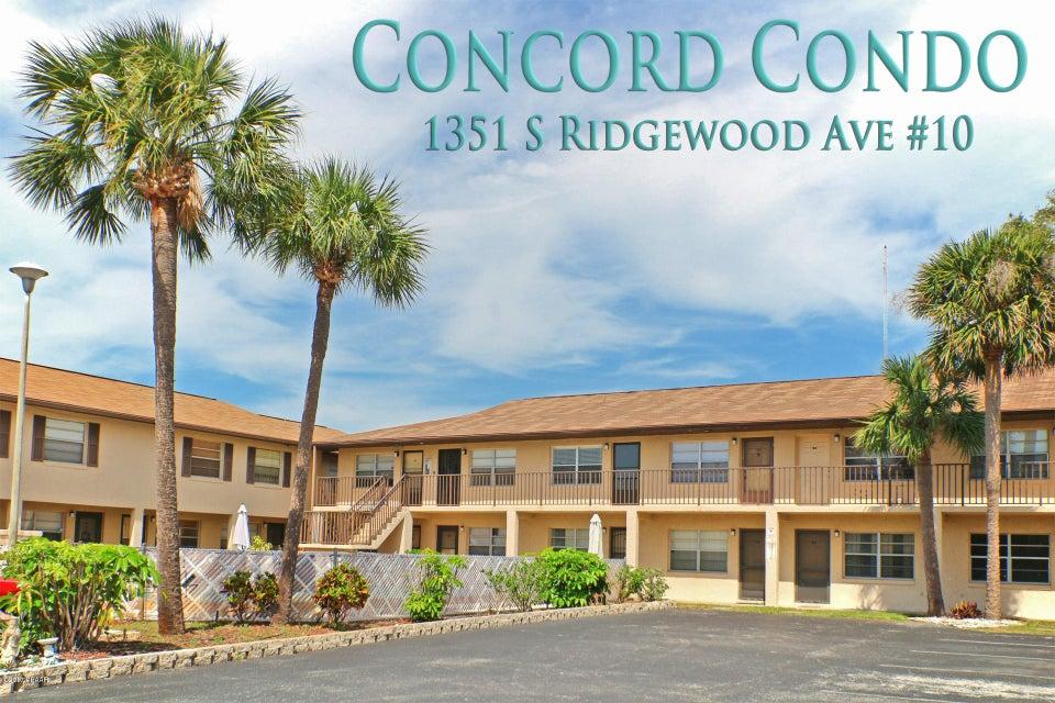 1351 S Ridgewood Avenue 10, Daytona Beach, FL 32114