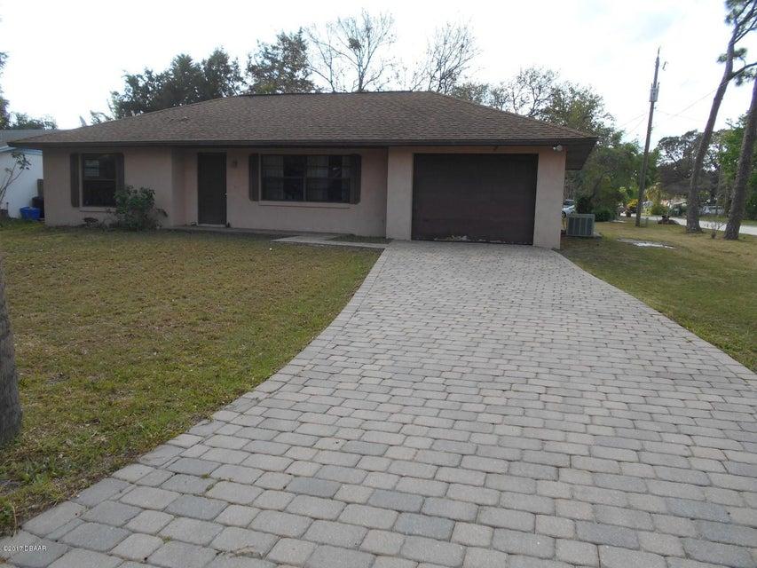 917 Conrad Drive, New Smyrna Beach, FL 32168