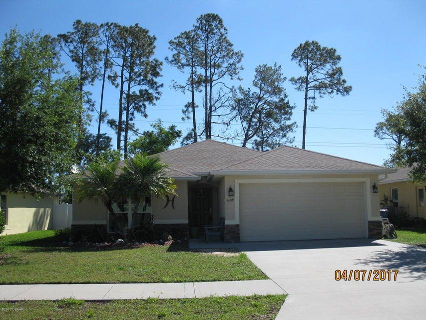 1409 Springleaf Drive, Ormond Beach, FL 32174