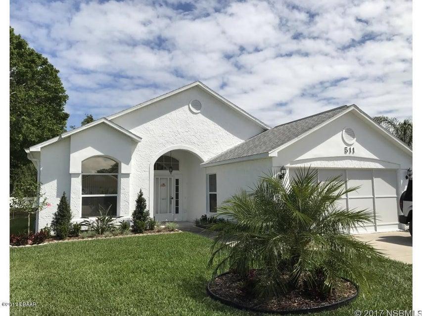 511 Cedaredge Drive, New Smyrna Beach, FL 32168