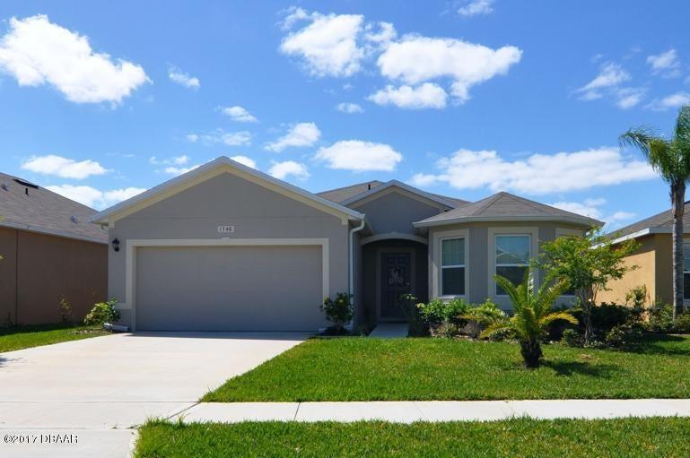1748 Savannah Lane, Port Orange, FL 32128