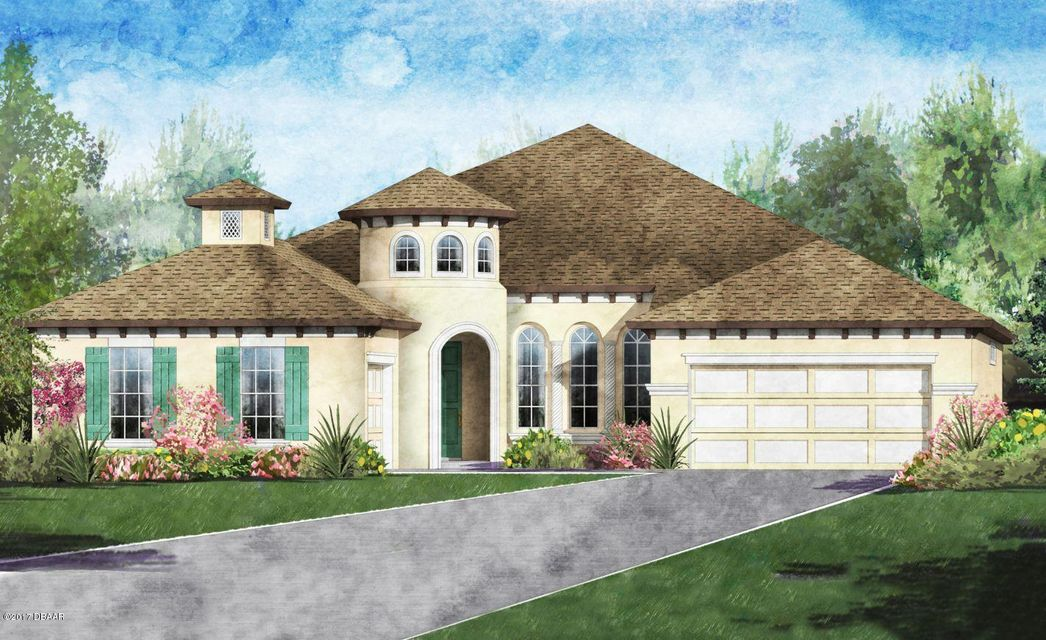 627 Southlake Drive, Ormond Beach, FL 32174