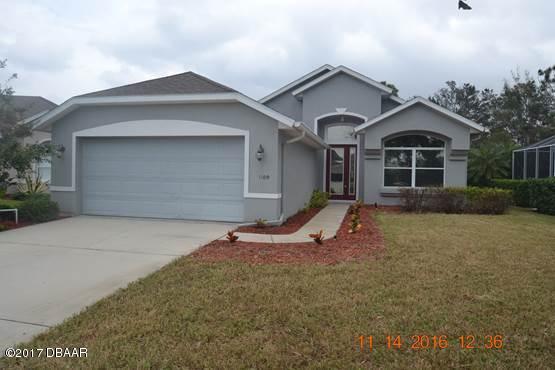 1109 Hartbourne Lane, Ormond Beach, FL 32174