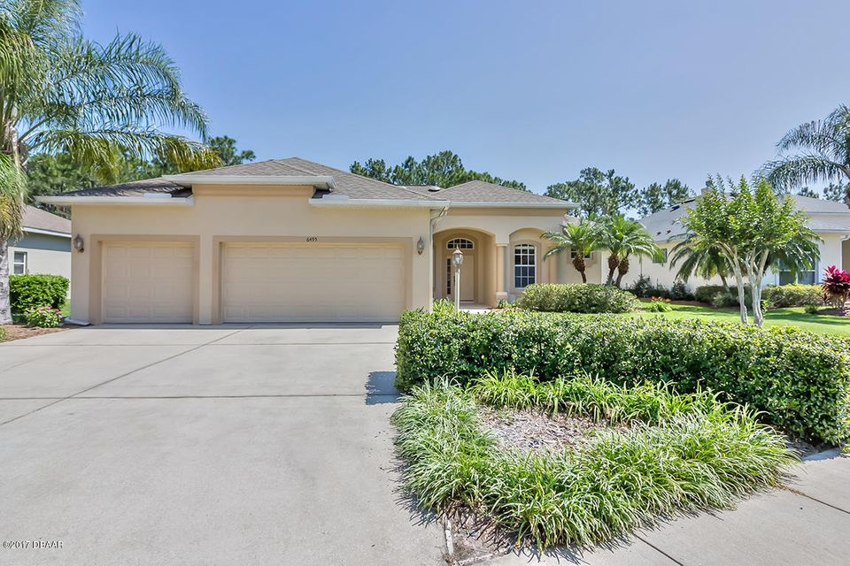 6495 Longlake Drive, Port Orange, FL 32128