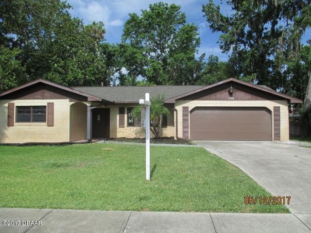 966 E Bramble Bush Circle, Port Orange, FL 32127