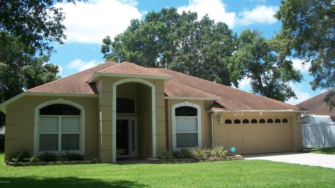 1379 Hyde Park Drive, Port Orange, FL 32128