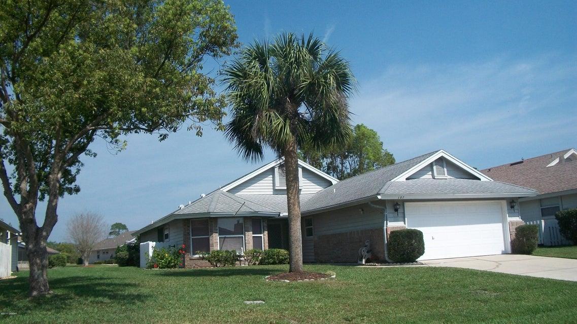 107 Brown Crane Court, Daytona Beach, FL 32119