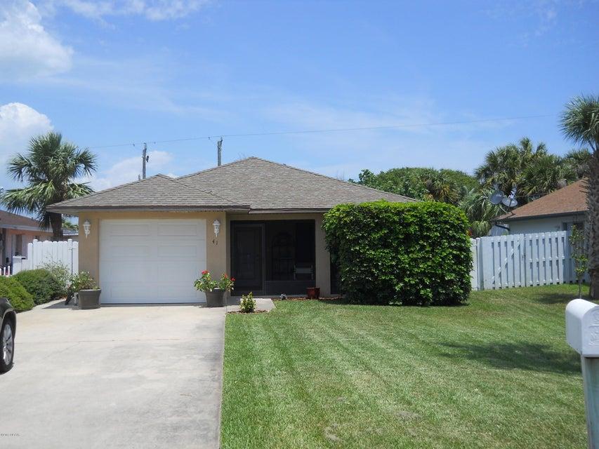 41 Capistrano Drive, Ormond Beach, FL 32176