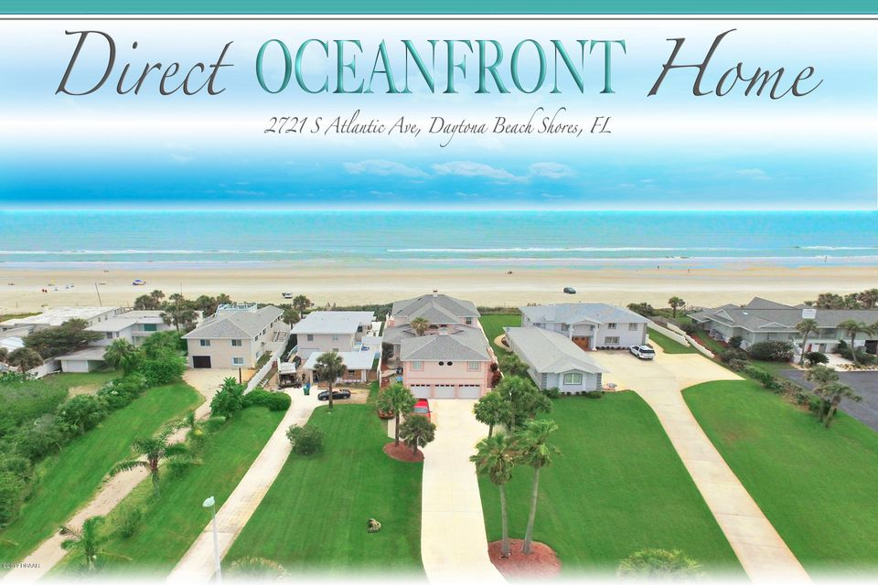2721 S Atlantic Avenue, Daytona Beach Shores, FL 32118