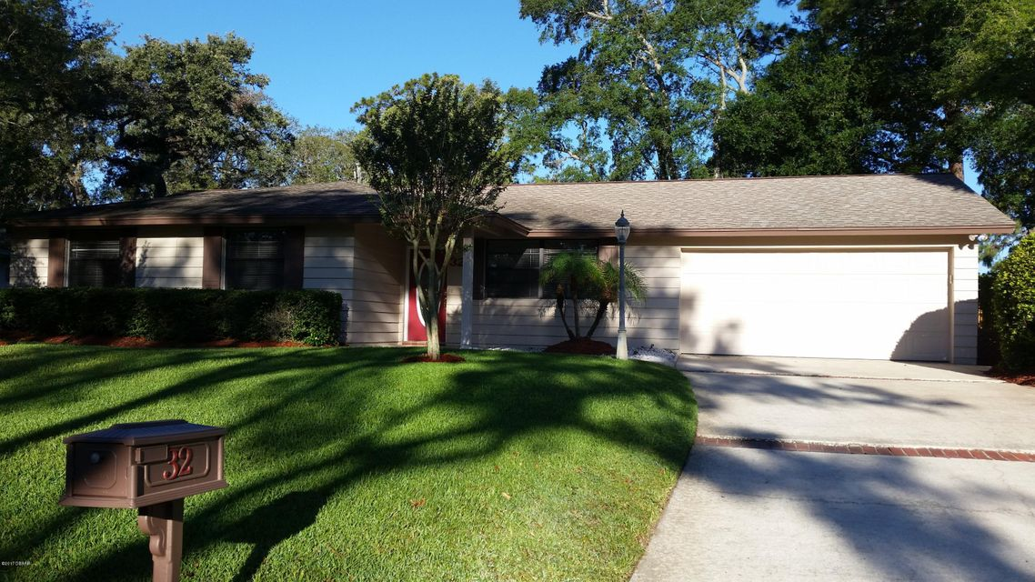 32 Brookwood Drive, Ormond Beach, FL 32174