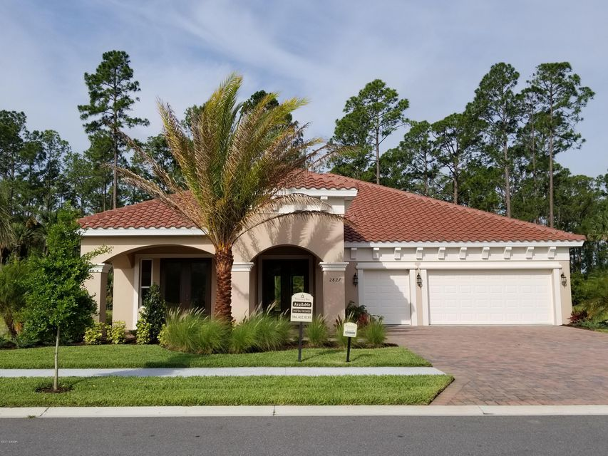2827 S Asciano Court, New Smyrna Beach, FL 32168