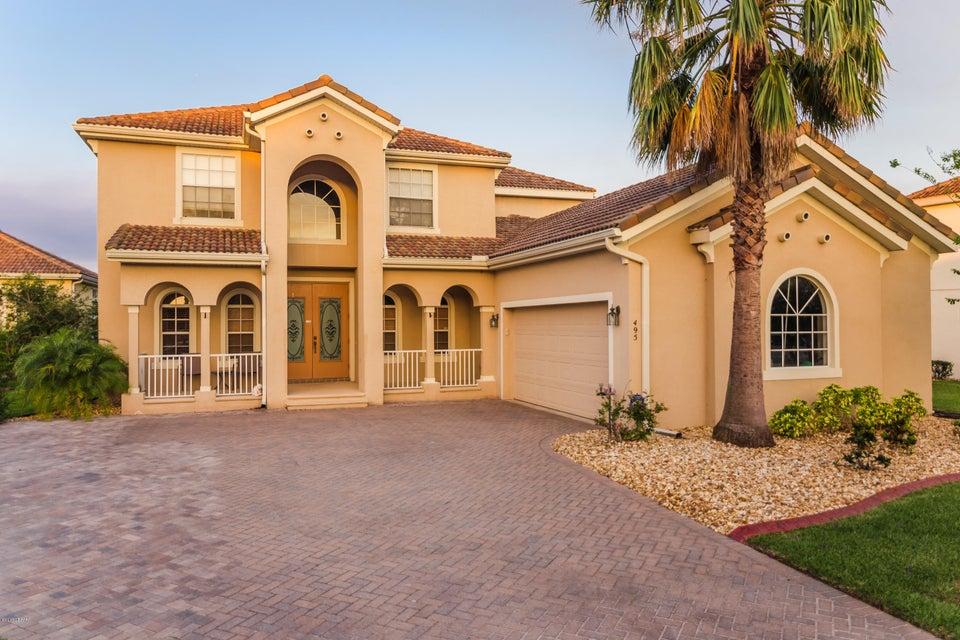 495 Venetian Villa Drive, New Smyrna Beach, FL 32168