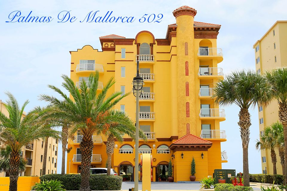 3811 S Atlantic Avenue 502, Daytona Beach Shores, FL 32118