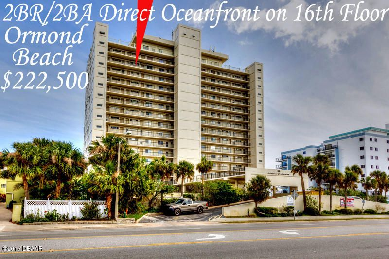 89 S Atlantic Avenue 1602, Ormond Beach, FL 32176
