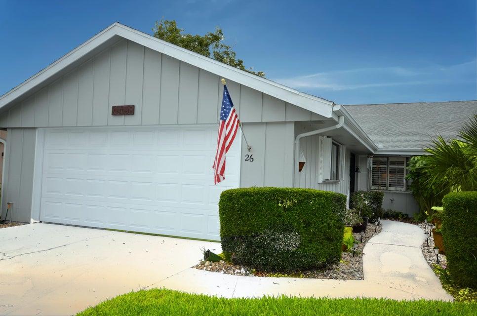 26 Andrea Drive, New Smyrna Beach, FL 32168