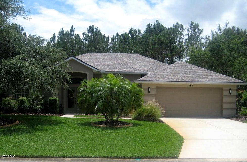 1297 Sunningdale Lane, Ormond Beach, FL 32174