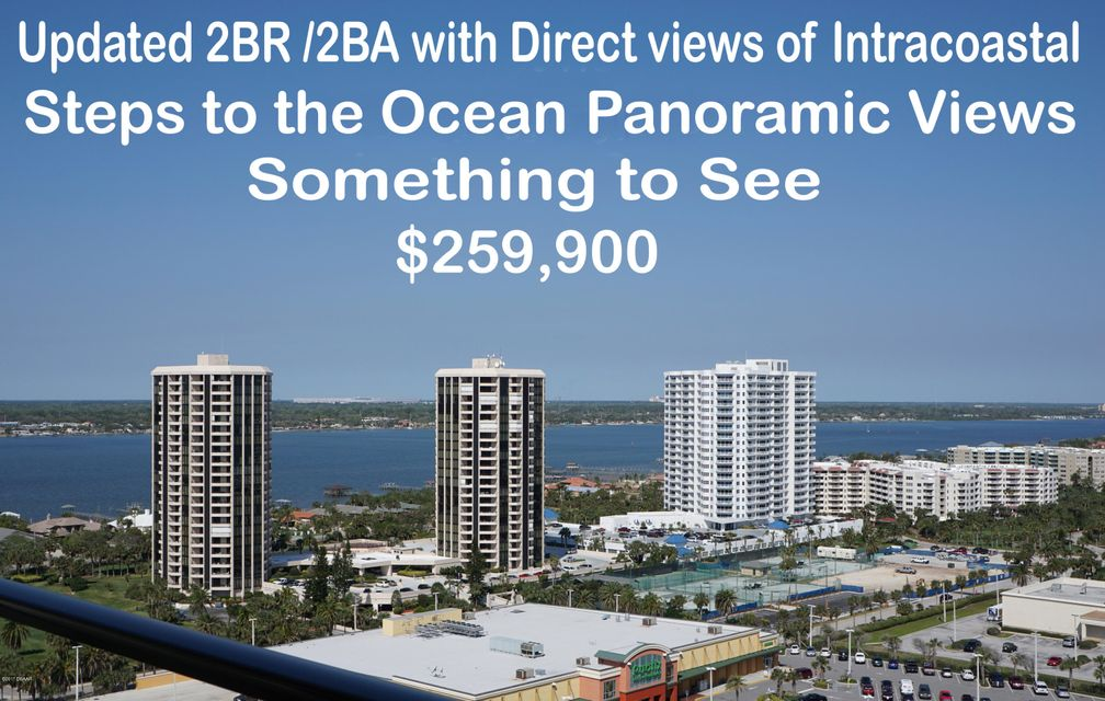 1 Oceans West Boulevard 6B2, Daytona Beach Shores, FL 32118