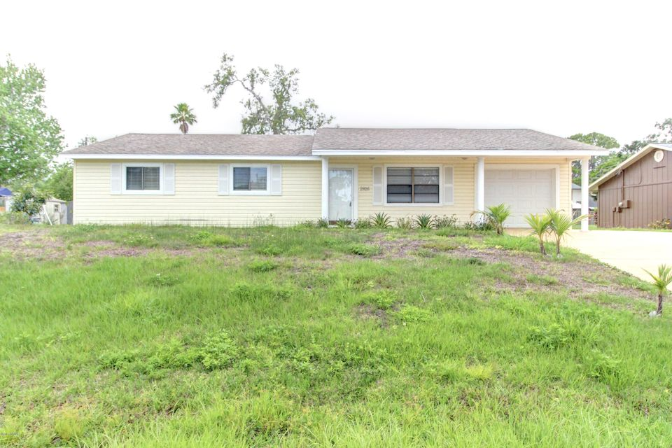2816 Sabal Palm Drive, Edgewater, FL 32141