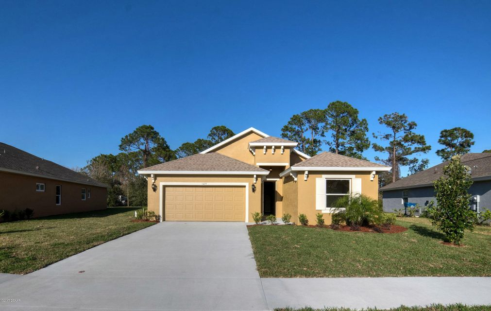 1429 Springleaf Drive, Ormond Beach, FL 32174