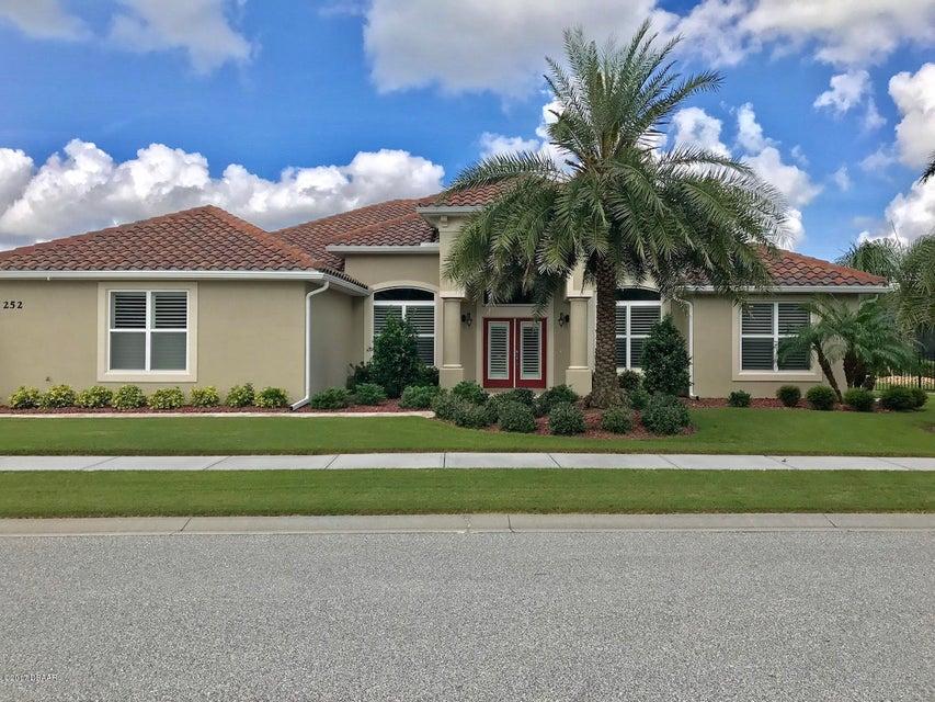 252 Cappella Court, New Smyrna Beach, FL 32168