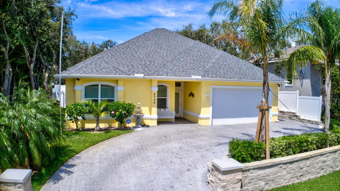 4756 Dixie Drive, Ponce Inlet, FL 32127