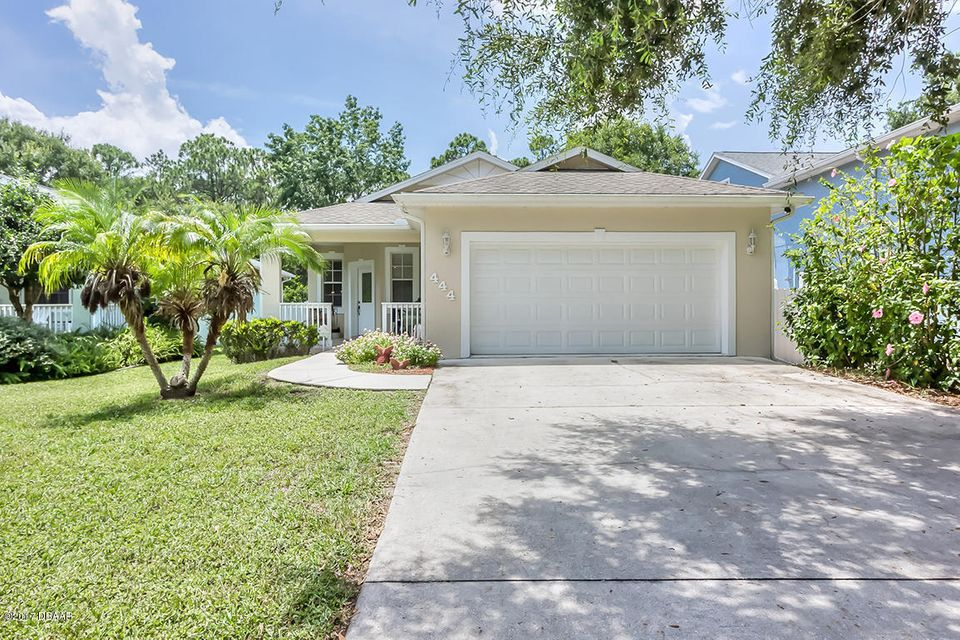 444 Old Mission Road, New Smyrna Beach, FL 32168