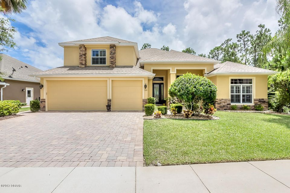 110 Creek Forest Lane, Ormond Beach, FL 32174