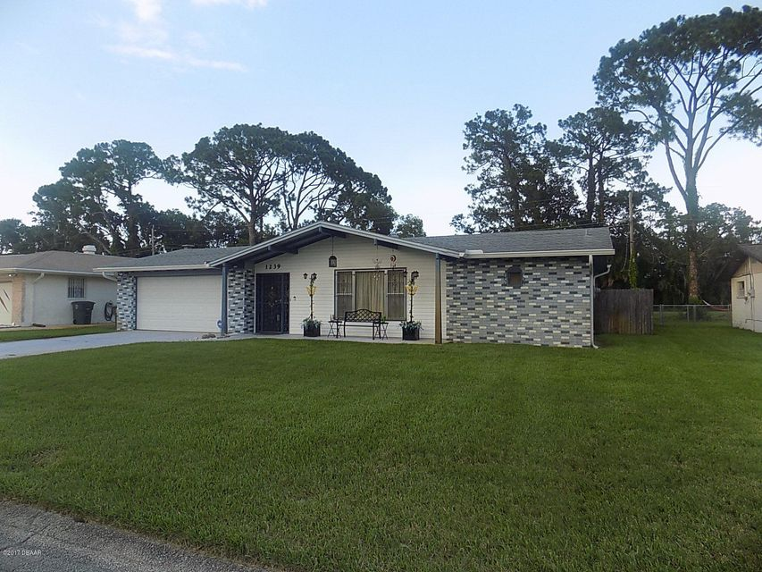1239 Golfview Drive, Daytona Beach, FL 32114