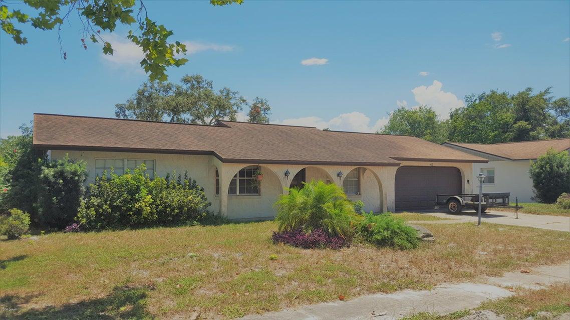 66 Ravenwood Drive, Port Orange, FL 32129