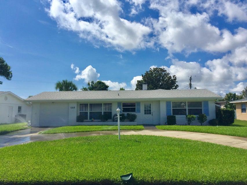 110 Dawn Drive, Ormond Beach, FL 32176