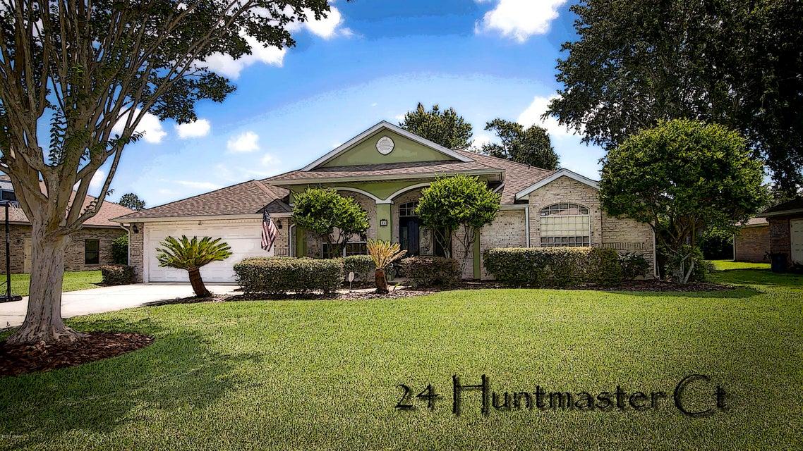24 Hunt Master Court, Ormond Beach, FL 32174