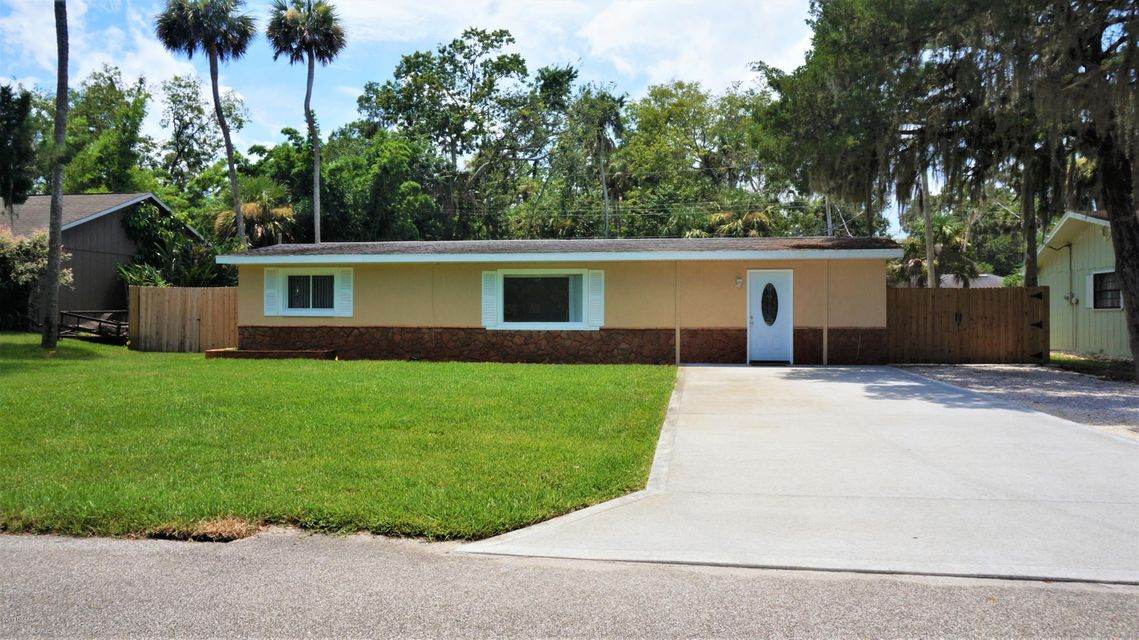 2716 Mango Tree Drive, Edgewater, FL 32141