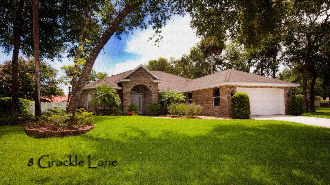 8 Grackle Lane, Ormond Beach, FL 32174