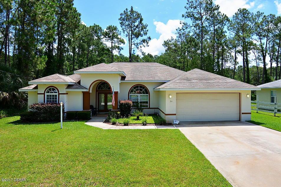 28 Rybar Lane, Palm Coast, FL 32164