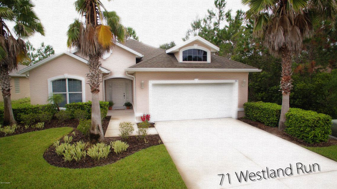 71 Westland Run, Ormond Beach, FL 32174