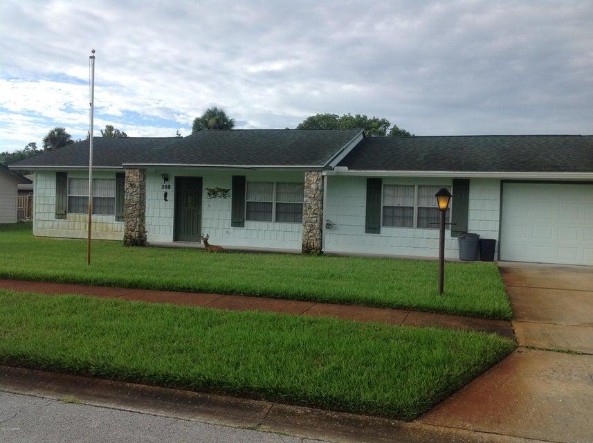 208 Leisure Circle, Port Orange, FL 32127