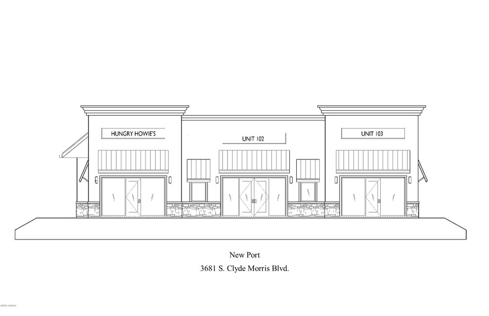 3681 S Clyde Morris Boulevard 102, Port Orange, FL 32129