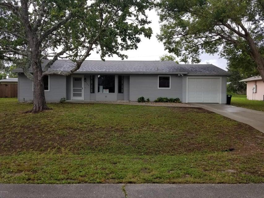2737 Fern Palm Drive, Edgewater, FL 32141