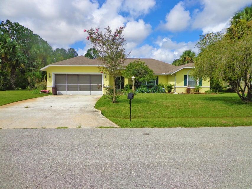 20 Pine Croft Lane, Palm Coast, FL 32164