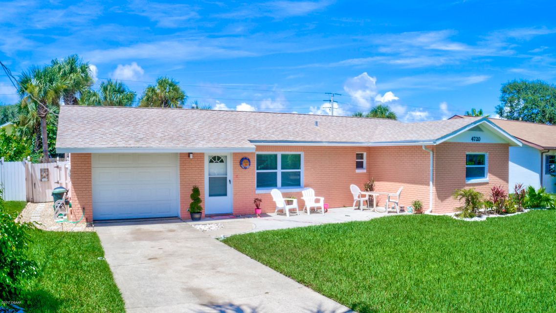 4720 Dixie Drive, Ponce Inlet, FL 32127