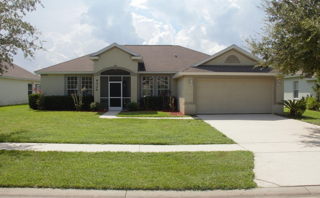 5334 Georgia Peach Avenue, Port Orange, FL 32128