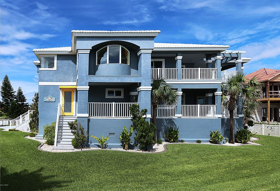 3030  Ocean Shore Boulevard, Ormond-By-The-Sea, Florida