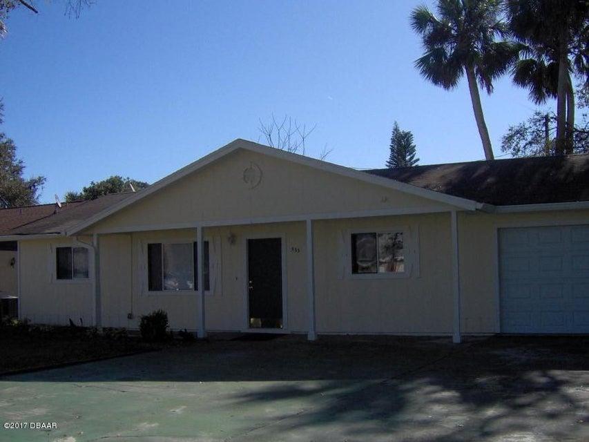 Photo of 533 Northern Road, South Daytona, FL 32119