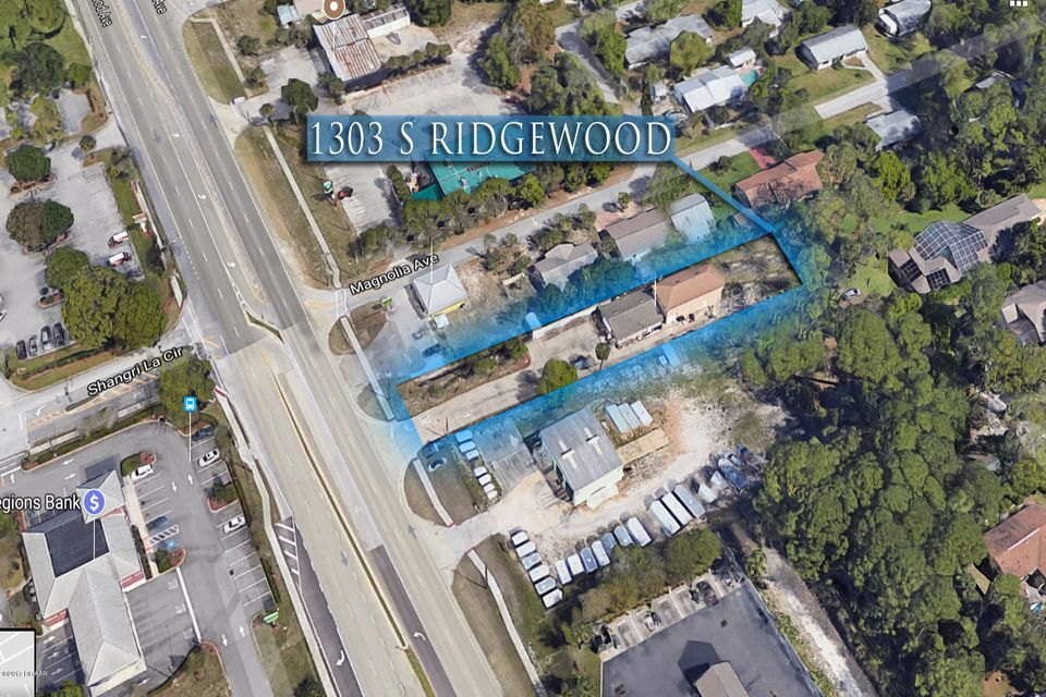 Photo of 1303 S Ridgewood Avenue, Edgewater, FL 32132