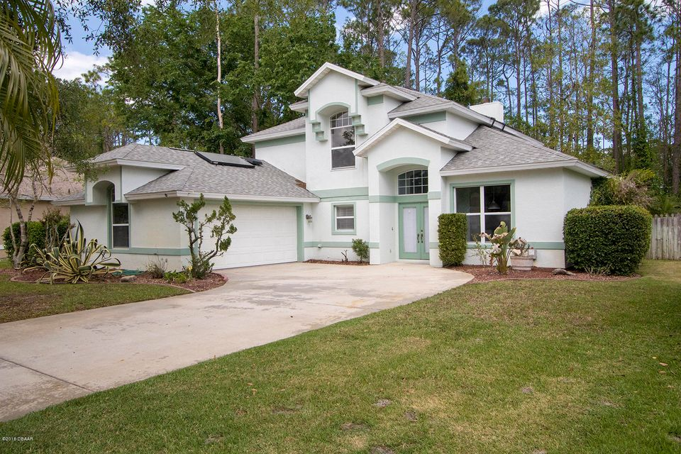 Photo of home for sale at 6 Curved CreekWay, Ormond Beach FL