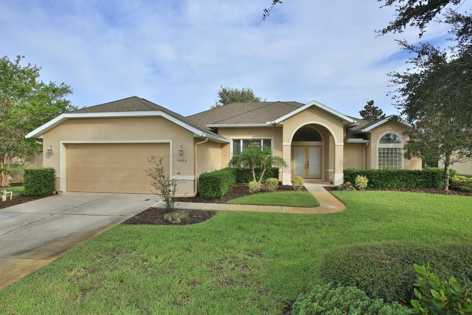 1402  Regal Pointe Lane 32174 - One of Ormond Beach Homes for Sale