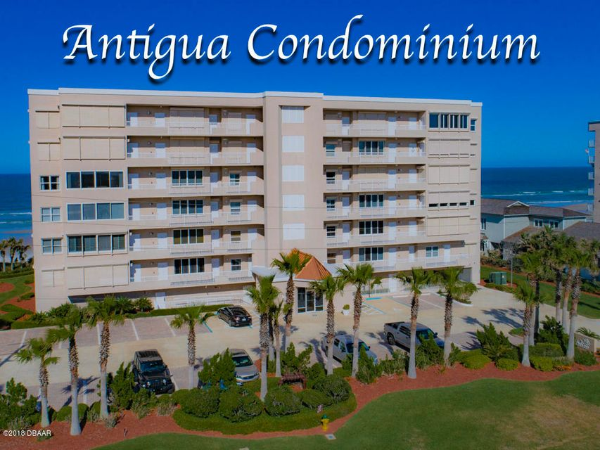 Photo of home for sale at 4757 AtlanticAvenue #602, Ponce Inlet FL